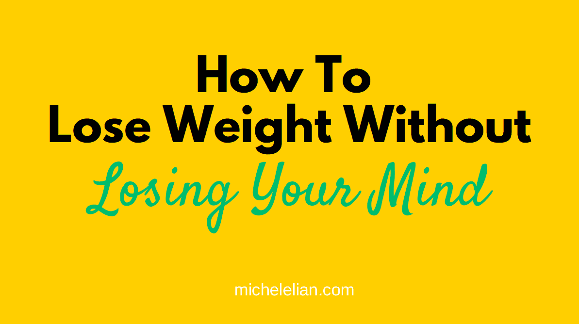 how to lost weight without losing your mind essay Hunger isn't in your stomach or your blood  how to lose weight without any  when you want to lose weight, it's hard to wrap your mind around the concept of.